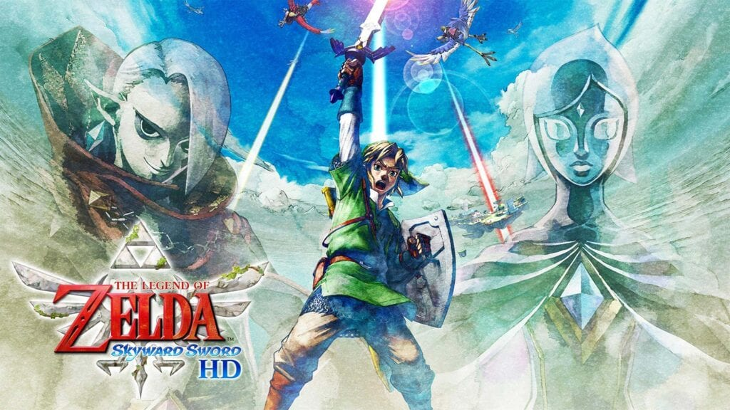 The Legend Of Zelda: Skyward Sword HD Announced For Nintendo Switch (VIDEO)