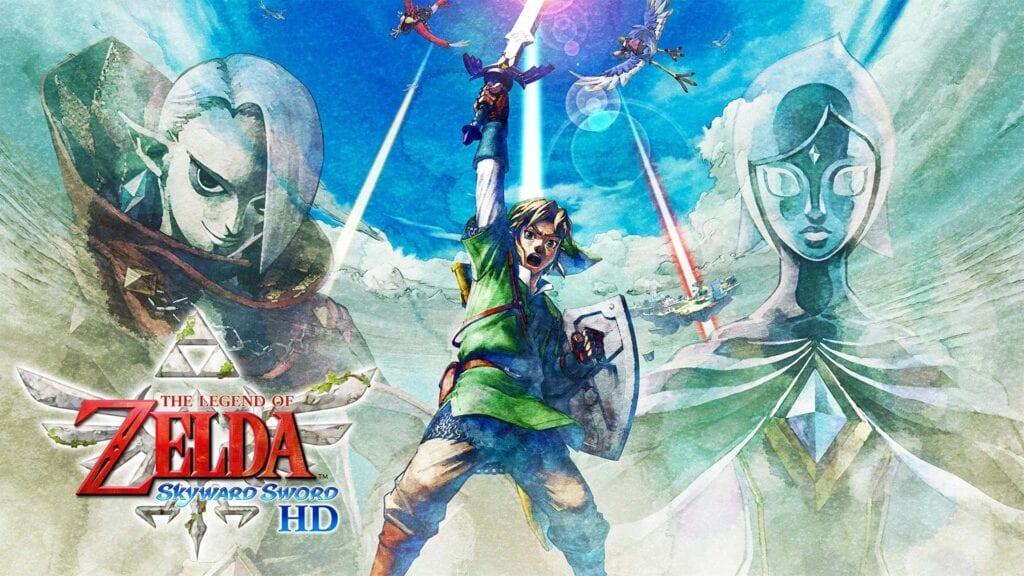 The Legend Of Zelda: Skyward Sword HD Announced For Nintendo Switch (VIDEO)