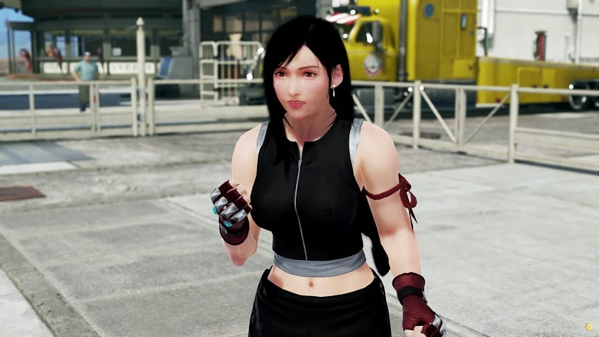 New Tekken 7 Mod Lets You Play As FF7R's Tifa (VIDEO)