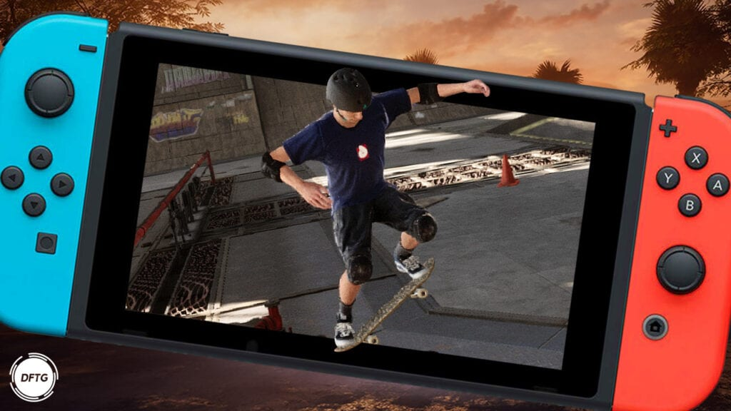 Tony Hawk's Pro Skater 1+2 Nintendo Switch