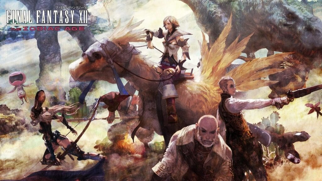 Final Fantasy XII: The Zodiac Age Now Available On Xbox Game Pass