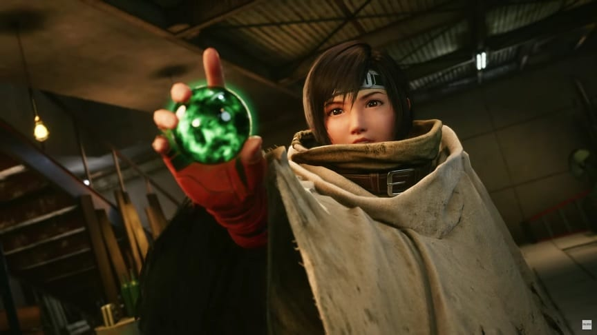Final Fantasy VII Remake's Yuffie Episode Will Feature New Summons And Materia