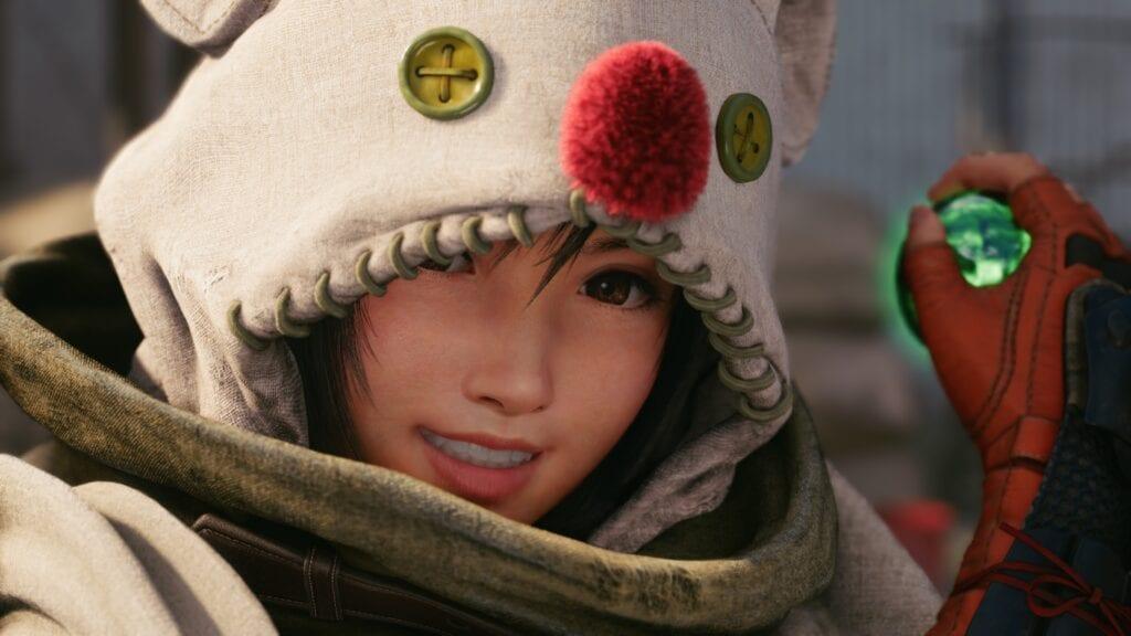 Final Fantasy VII Remake Intergrade's Yuffie Episode Length Revealed