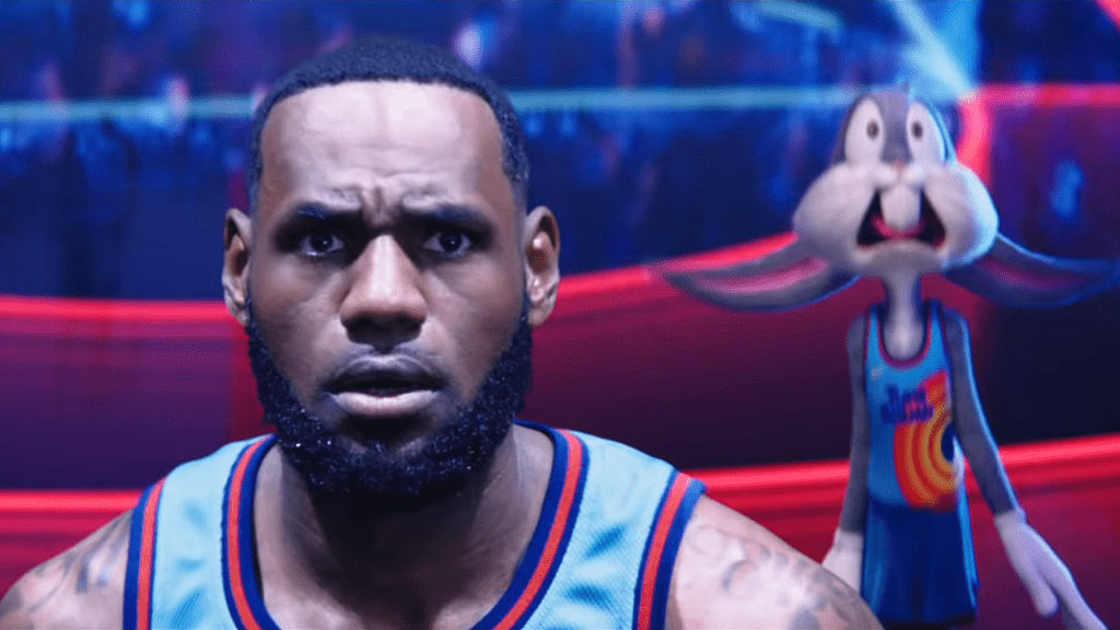 Space Jam: A New Legacy Photod