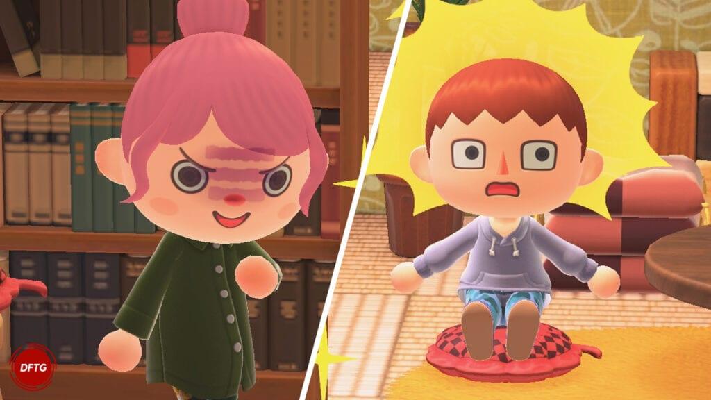 Animal Crossing: New Horizons April Fools