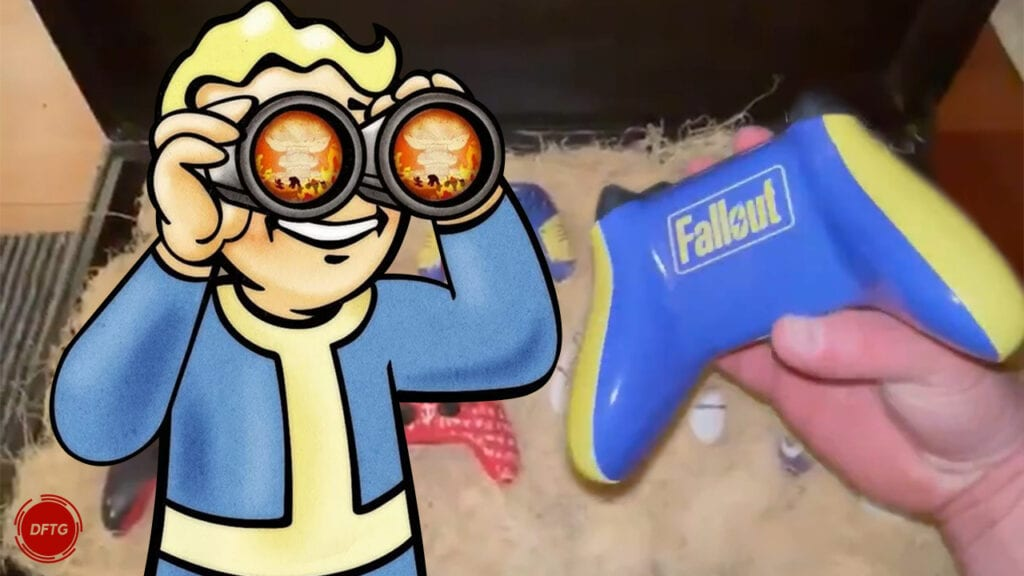 Bethesda Xbox Series Controllers Fallout