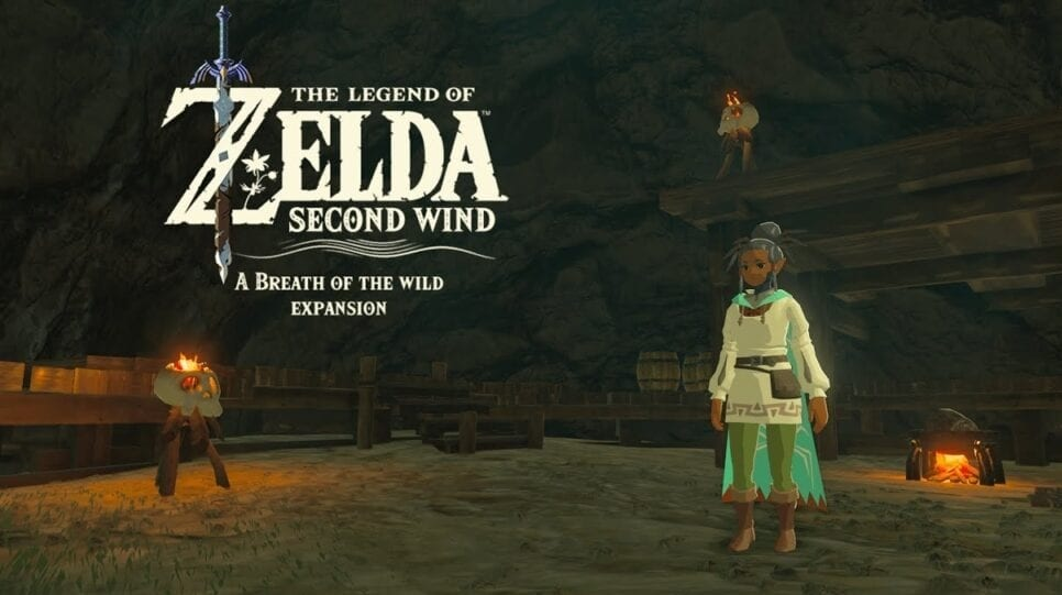 Breath of The Wild Mod Expands Hyrule With NPC's, Quests and More (VIDEO)