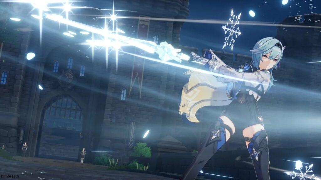 Genshin Impact Leak Reveals Two New Characters
