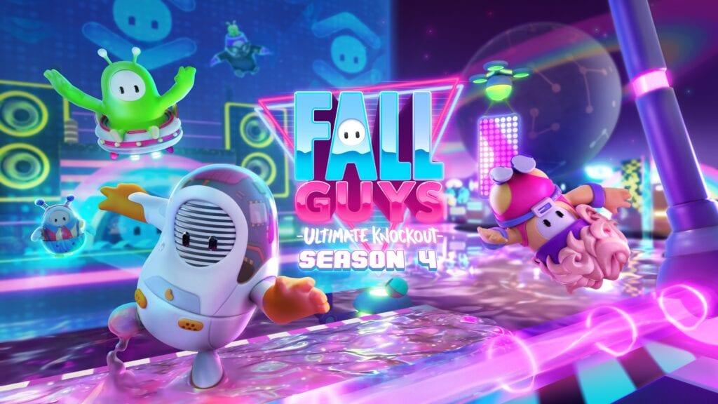 Fall Guys Season 4