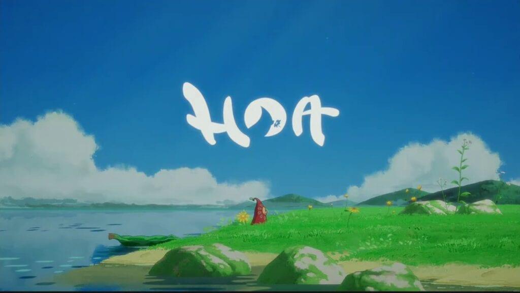 Ghibli-like Hoa