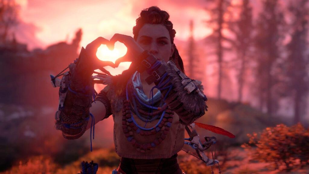 PlayStation Play At Home Horizon Zero Dawn