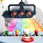 mario kart hot wheels rainbow road