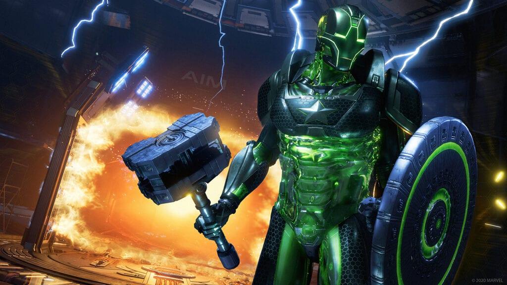 Marvel's Avengers Super Adaptoid