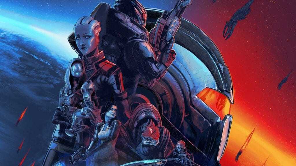 Mass Effect Trilogy