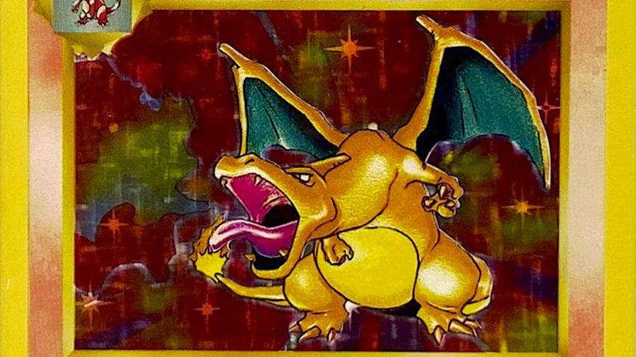 Charizard Pokemon Card