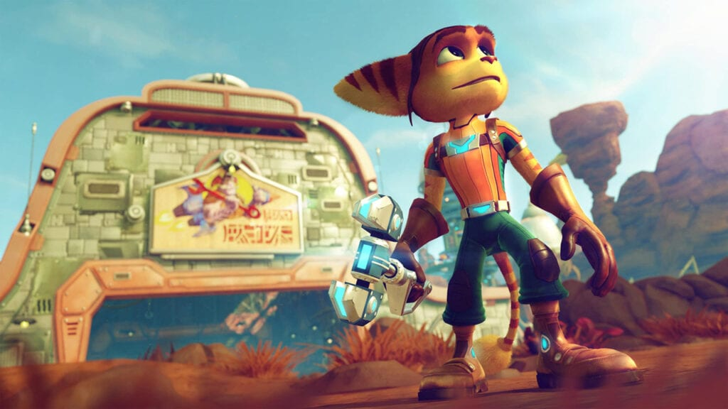 Ratchet & Clank PS5