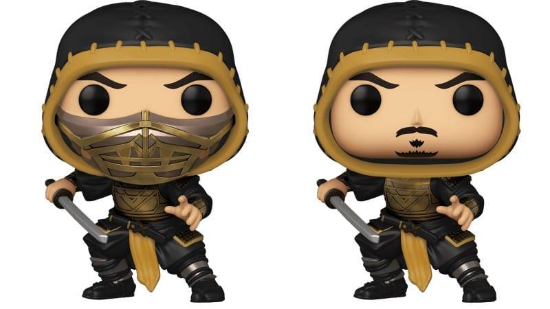 Mortal Kombat movie Funko Pops