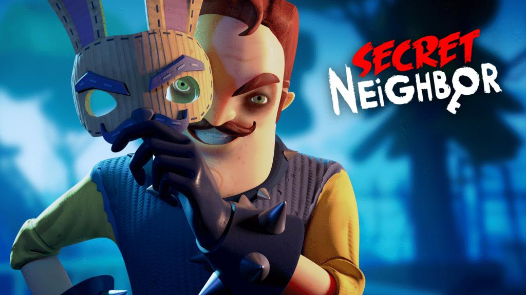 secret neighbor title fest