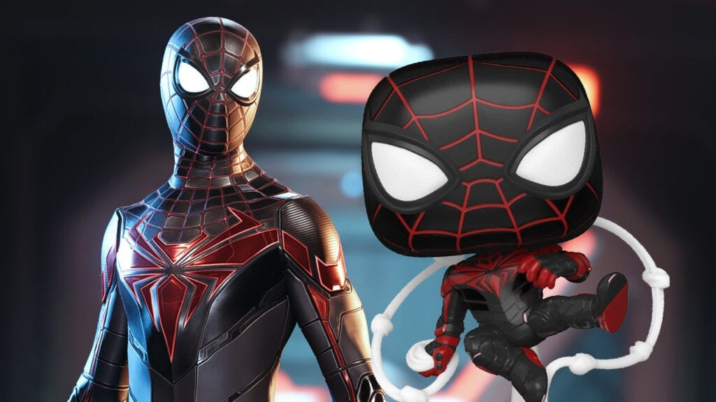 Spider-Man: Miles Morales Funko POP! figure