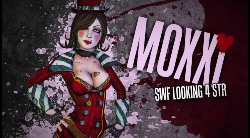 Borderlands Movie Moxxi
