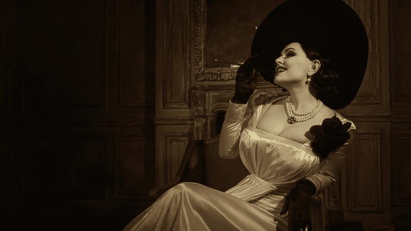Lady Dimitrescu Cosplay