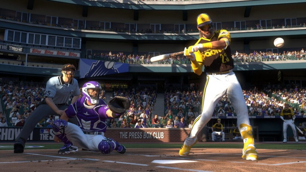 MLB The Show 21 Xbox Game Pass Not Sony's Decision