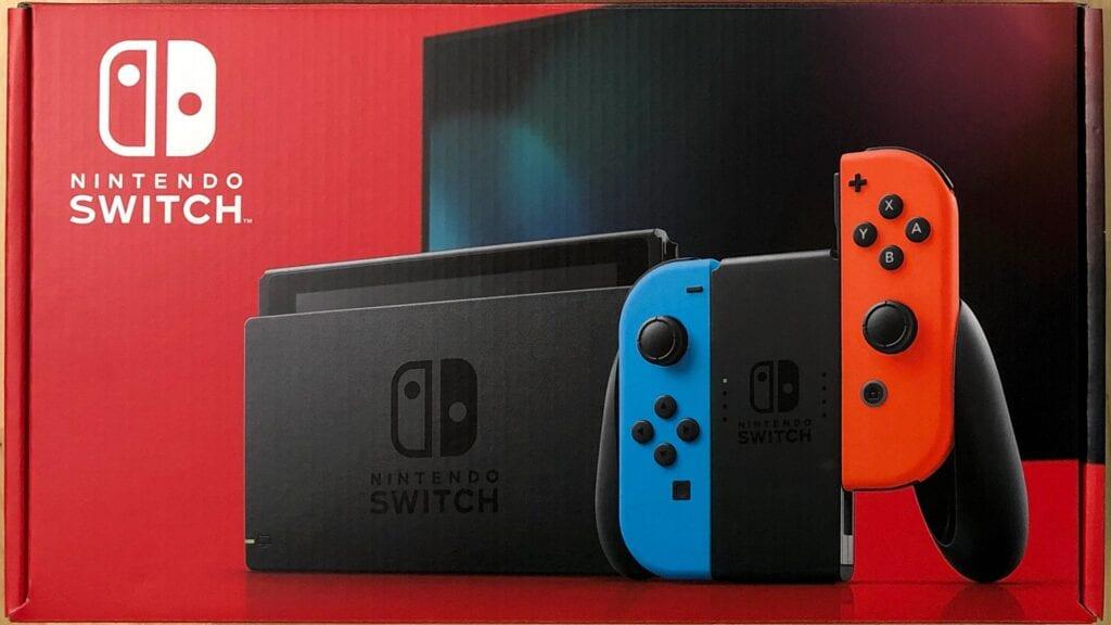 Nintendo Switch Supply