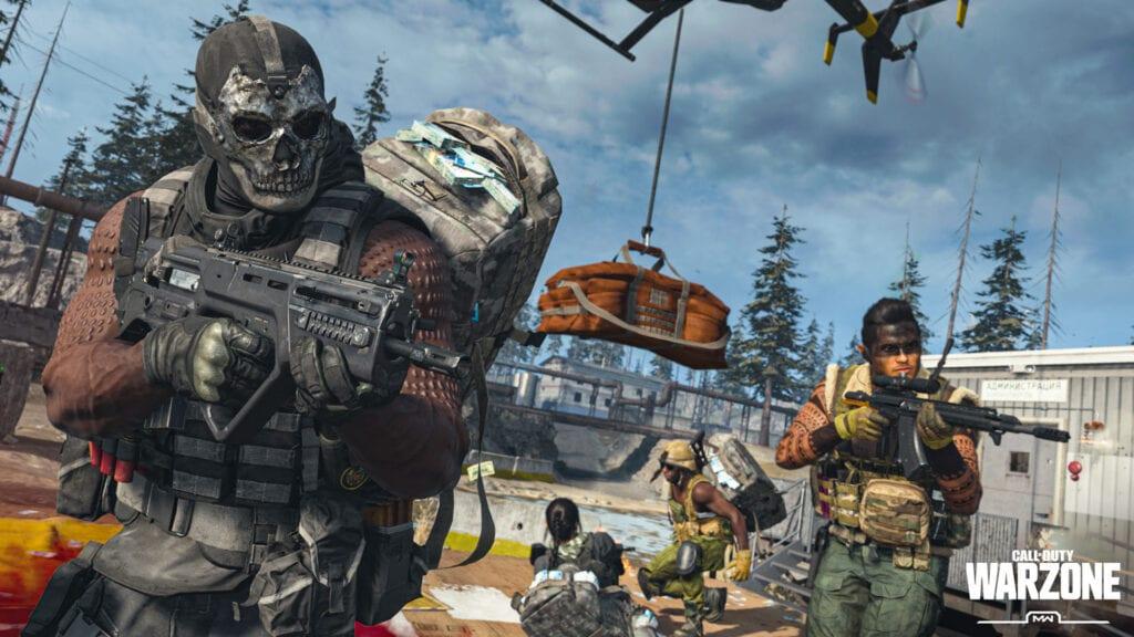 Call of Duty Warzone Bug