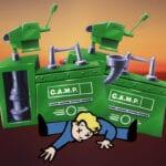 Fallout 76 camp C.A.M.P.