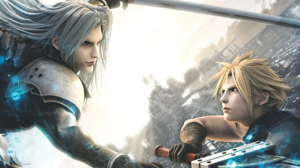 Final Fantasy VII: Advent Children Is Getting A 4K HDR Re-release
