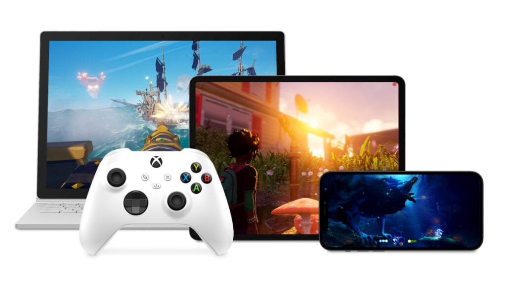 Xbox Cloud Gaming PC iOS Beta