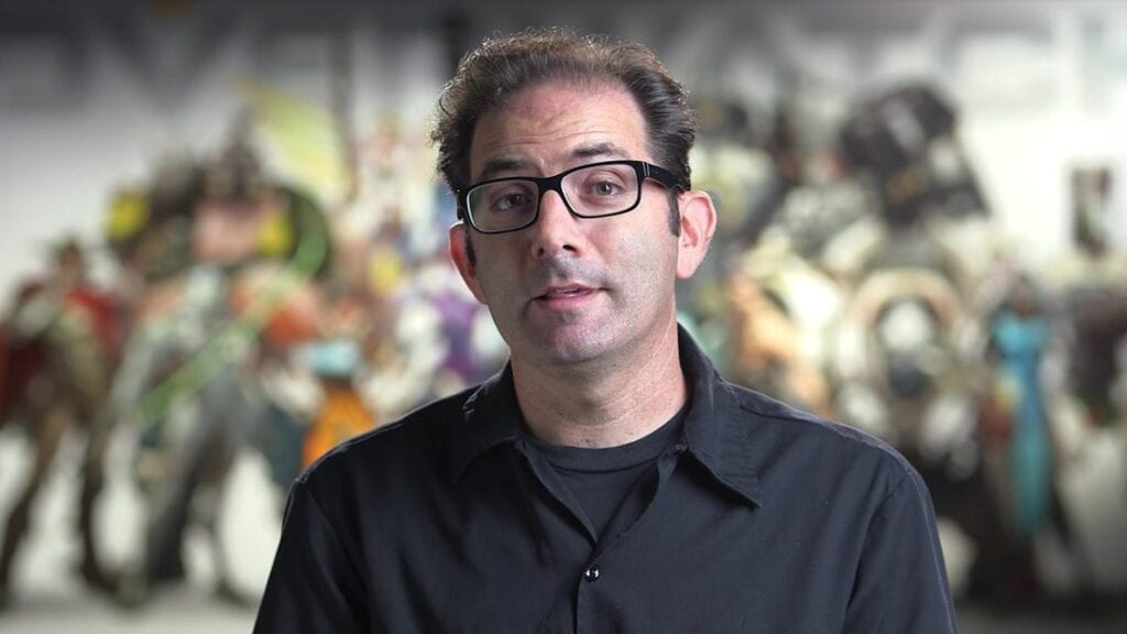 Overwatch Game Director Jeff Kaplan Leaves Blizzard Entertainment