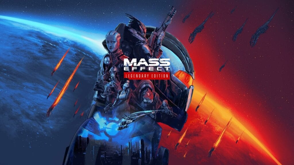 Mass Effect Legendary Edition Changes Detailed By BioWare