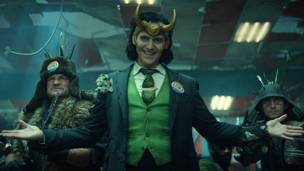 Loki Marvel Disney Plus