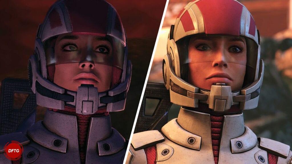 Mass Effect Legendary Edition Ashley