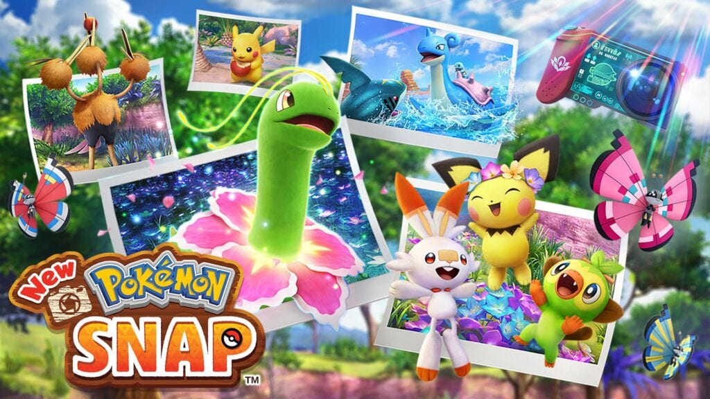 New Pokémon Snap