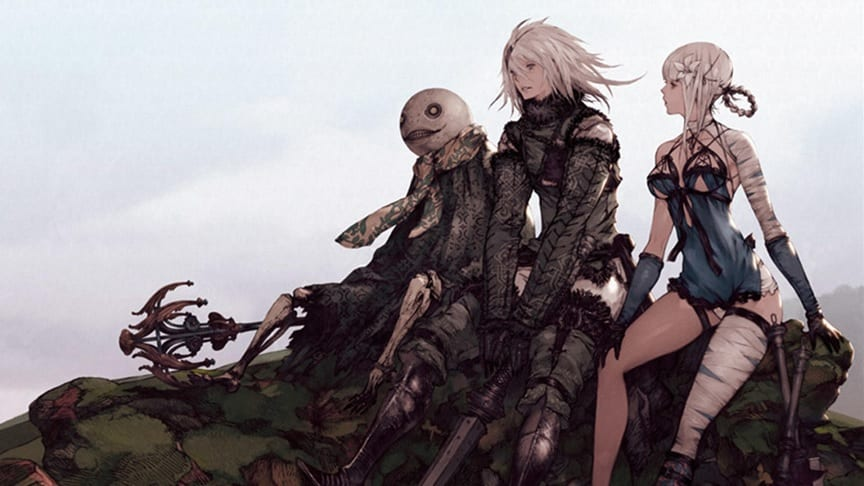 NieR Replicant Has Gone Gold, Releases Later This Month