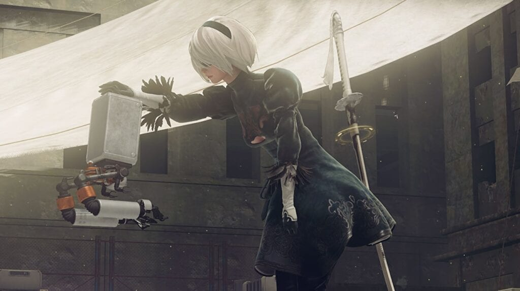 NieR: Automata's Steam Version Is Finally Getting An Update