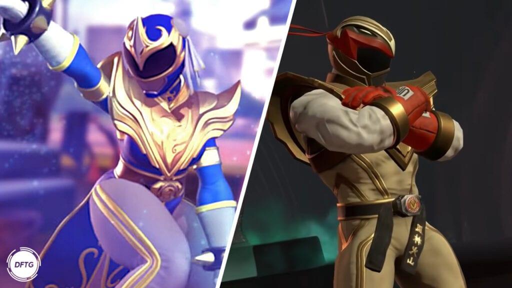 Street Fighter Power Rangers