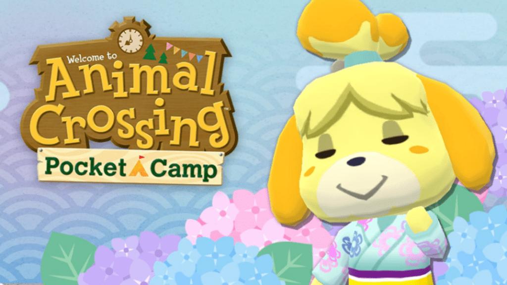Animal Crossing Pocket Camp Ninjas May