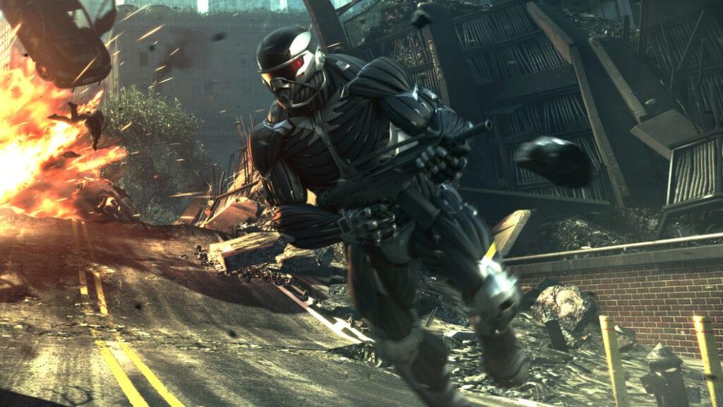 Crysis 2 Remastered Tease