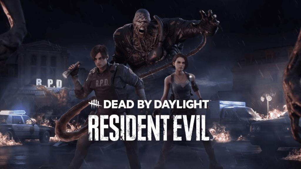 Dead by Daylight Resident Evil