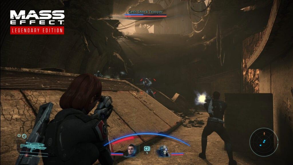 Mass Effect Legendary Edition