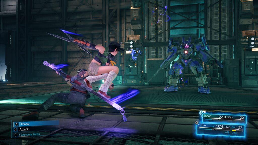 New Final Fantasy VII Remake Intergrade Screenshots Feature Nero, Fort Condor
