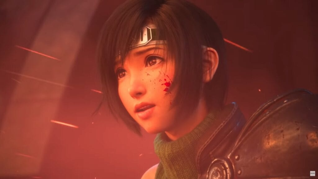 New Final Fantasy VII Remake Intergrade Trailer Pits Yuffie Against Scarlet (VIDEO)