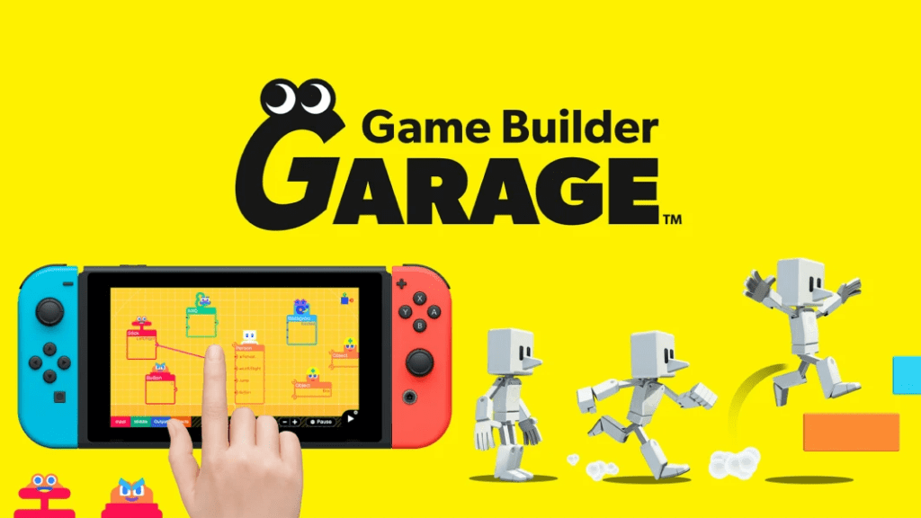 Game Builder Garage Nintendo Switch