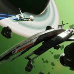 No Man's Sky Mass Effect Normandy