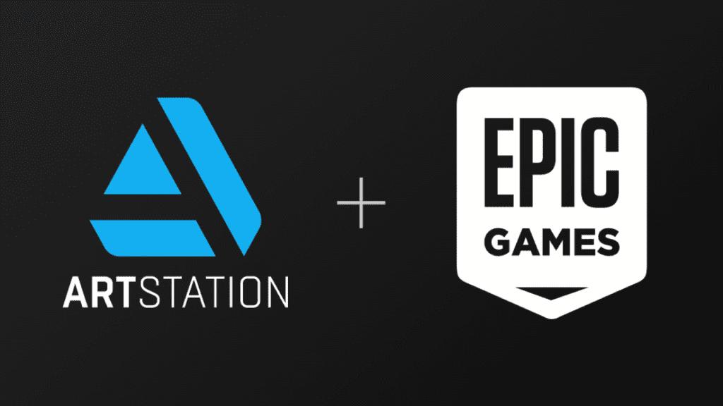 artstation epic games