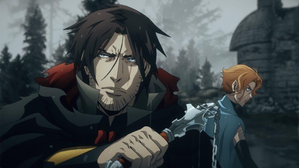 Netflix's Castlevania Series Shares New Final Season Images