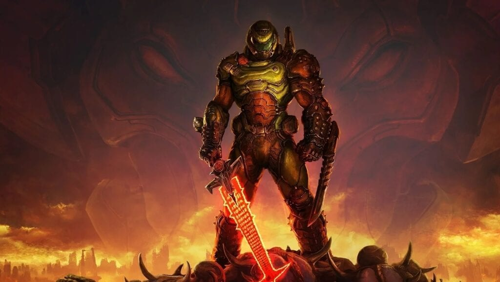 DOOM Eternal Adds Two New Cosmetic DLC Packs